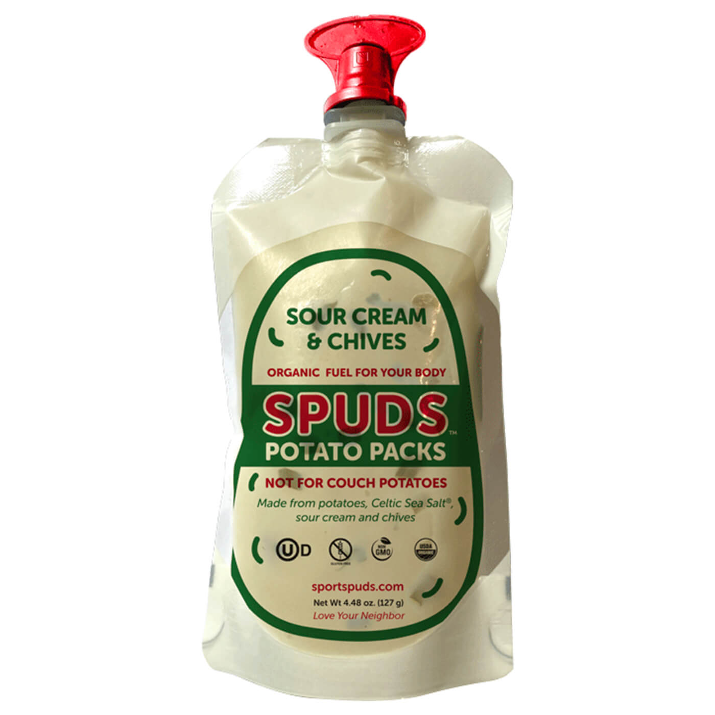24 Pack Sour Cream & Chives Spuds Potato Packs